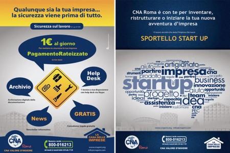 grafica e comuniczione cna roma