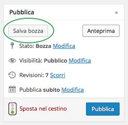 salva-bozza-wordpress