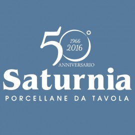 logo 50 esimo anniversario saturnia