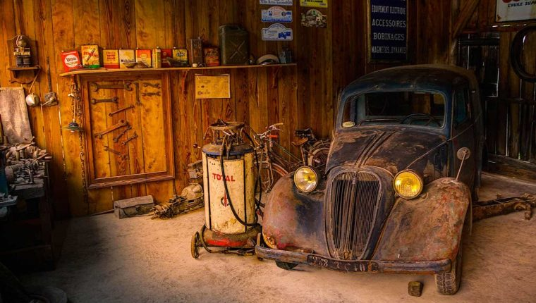 La metafora della genesi dell'automobile, dalla coscineza all'anima