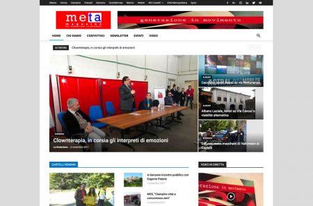 Meta Magazine.it restyling e super velocità